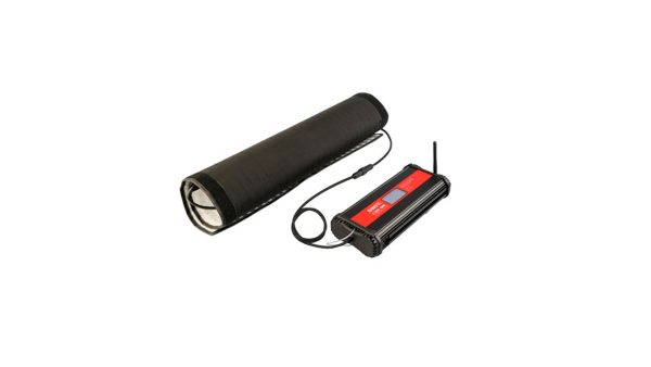 Swit S 2630 | Luce LED flessibile bi colore e dimmerabile con softbox | Luci LED