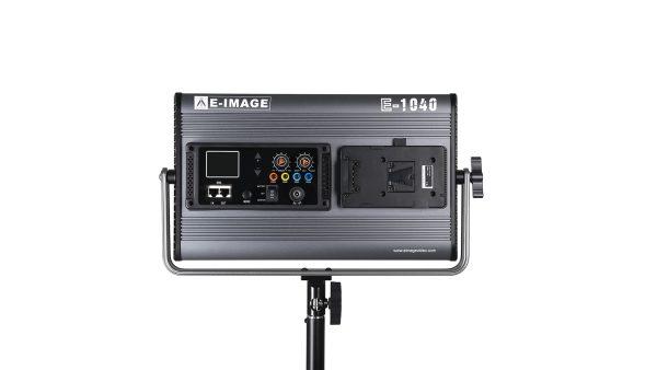 E image E 1040 | Luce LED E 1040 bicolore per illuminare video set o green screen | Luci LED