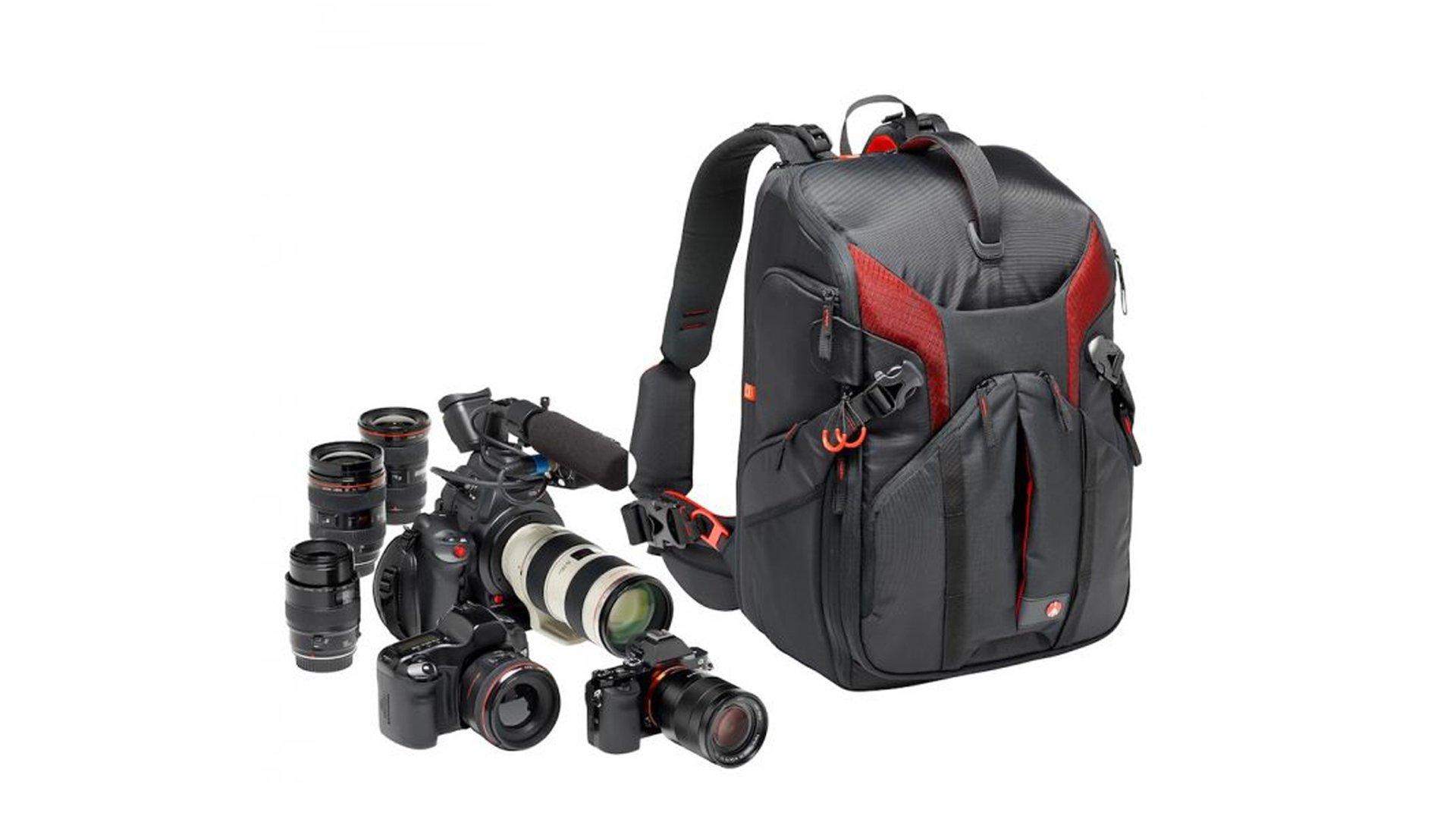 Manfrotto MB PL 3N1 36 | Zaino Manfrotto Pro Light 3N1 36 per reflex, droni e videocamere | Zaini