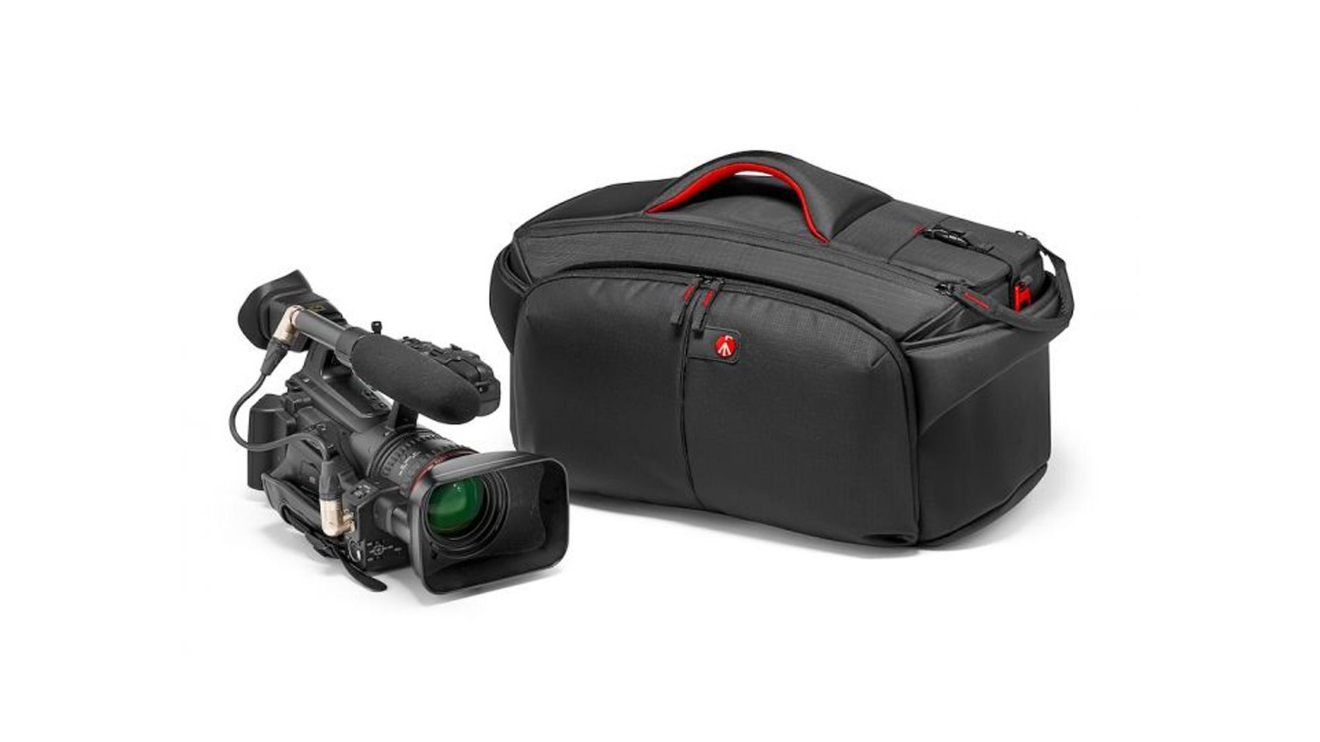 Manfrotto MB PL CC 193N | Borsa video a spalla Manfrotto CC 193 per telecamere ed obiettivi | Borse morbide