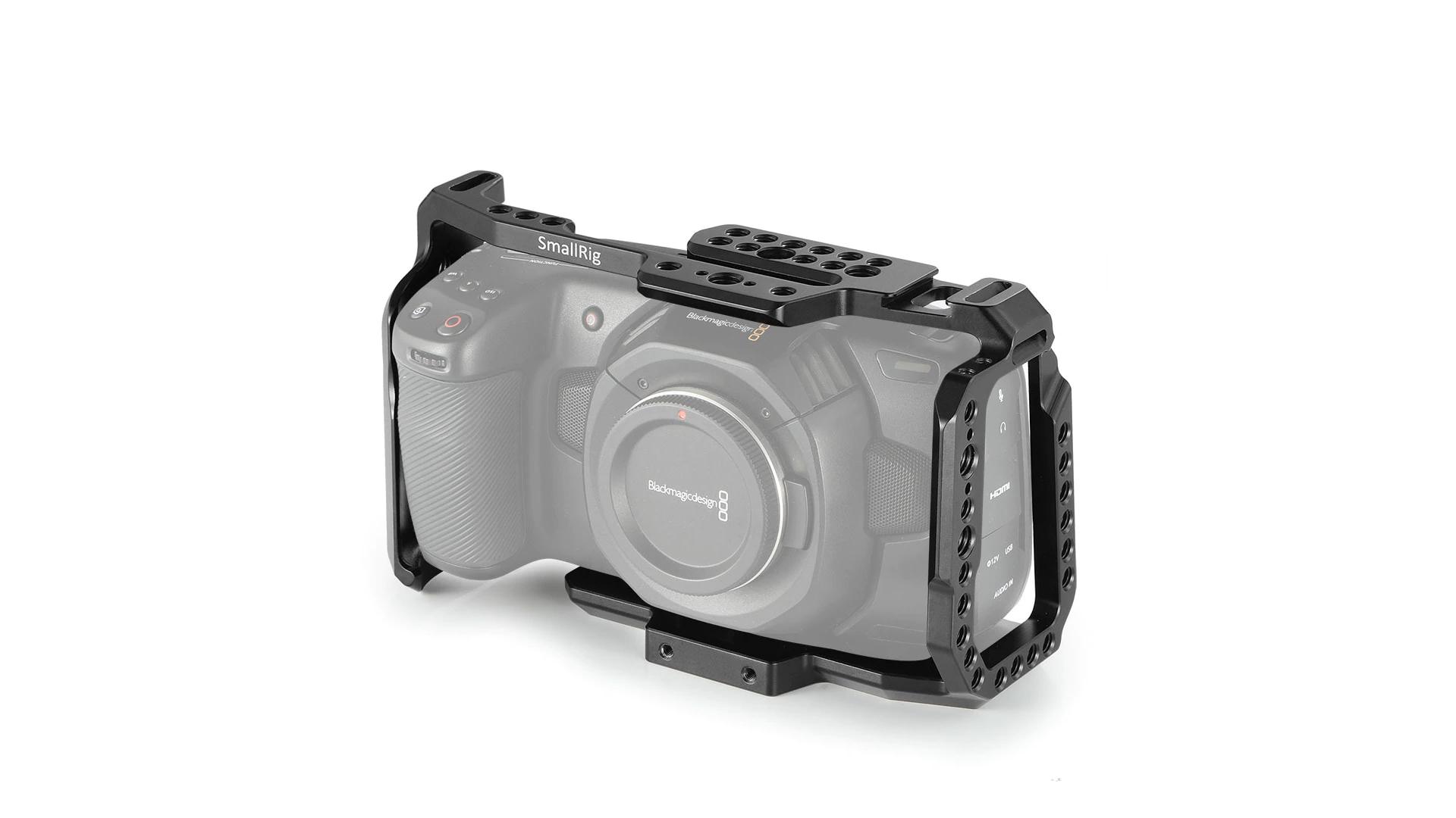 2203_Smallrig_SmallRig Cage for Blackmagic Design Pocket Cinema Camera 4K & 6K 2203_01