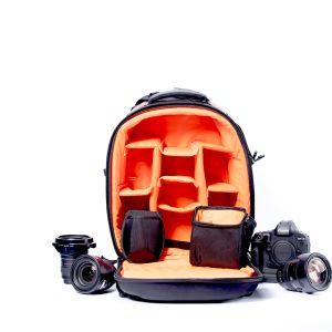 E image EB0904 | Zaino trolley Oscar B20 per telecamere, mirrorless, lenti ed accessori | Trolley, Zaini
