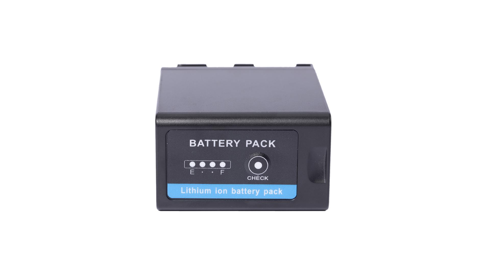 BRD_BPA60_Batteria BP-A60 14.4V 5200mAh per Canon C200/C300