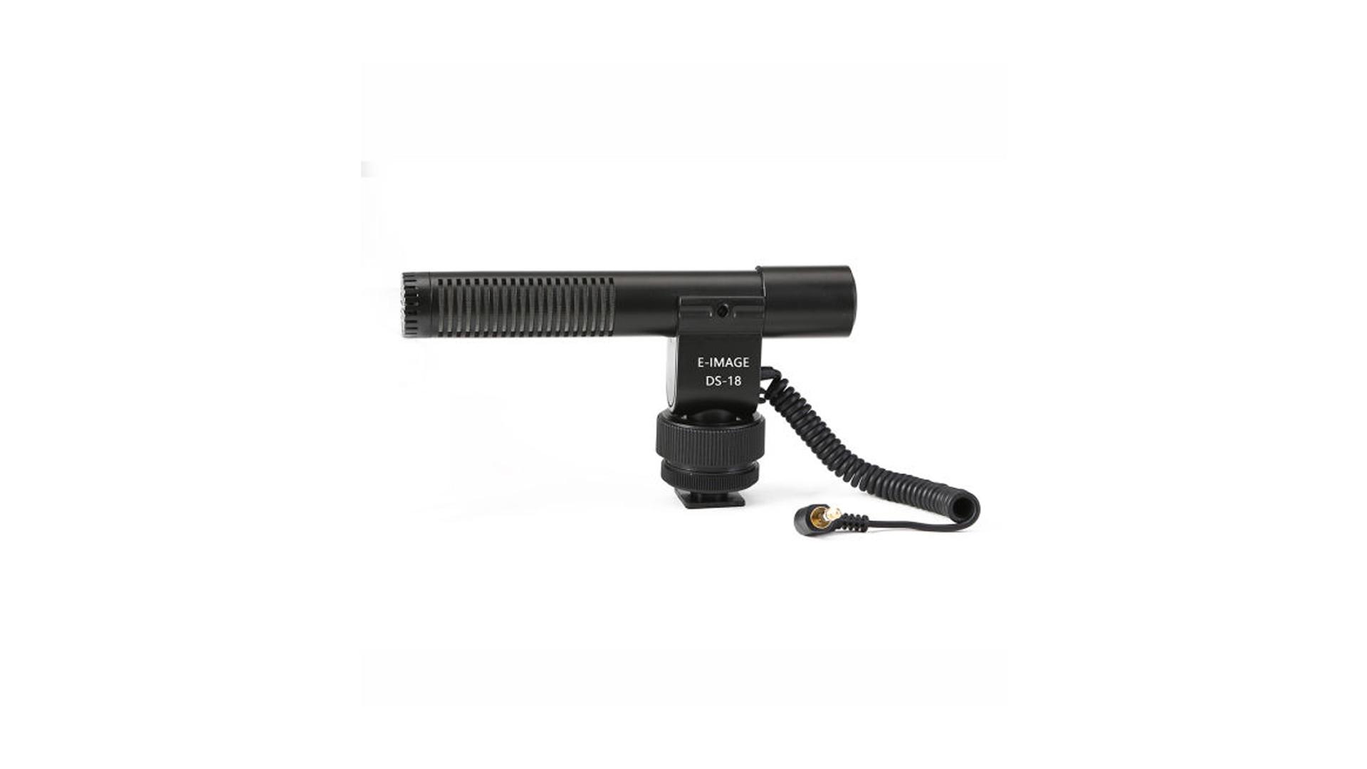 Microfono on-camera DS-18
