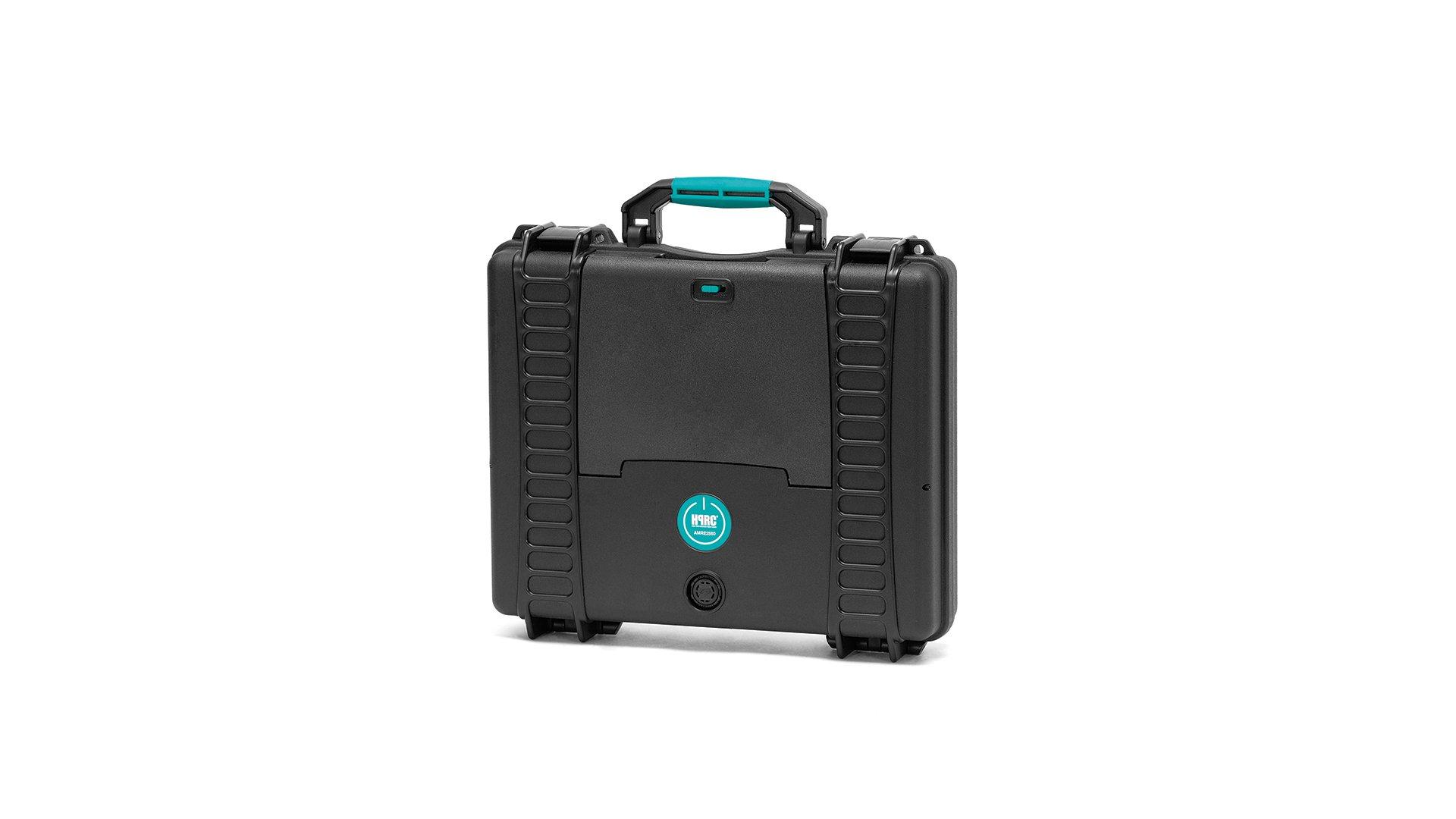 HPRC HPRC2580 ADVBLB   Valigia in resina HPRC 2580 per laptop 15''   Hardcases