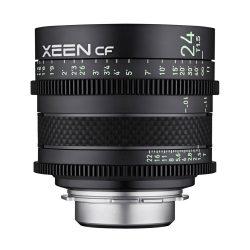 SYF24C_Samyang_Ottica CINE XEEN CF 24mm T1.5 FF - attacco Canon EF