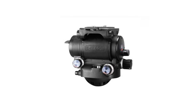 E image MOTUS32   MOTUS32 Kit treppiede video e testa fluida MH32 per telecamere con portata fino a 32 kg   Kit con gambe