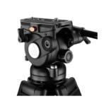Testa video fluida GH05 per telecamere e fotocamere fino a 7kg