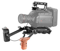 Kit di spallaccio ed accessori per Blackmagic Ursa Mini/Ursa Mini Pro